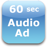 60 second audio ad